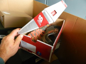 Waste to Charity Overstock Shoe Donation Program