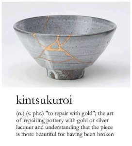 Kintosukurroi  - Recycling with style and beauty